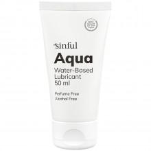 Sinful Aqua Vesipohjainen Liukuvoide 50 ml  1