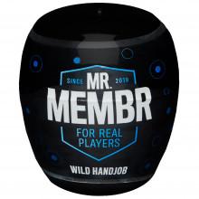 Mr. Membr Wild Handjob