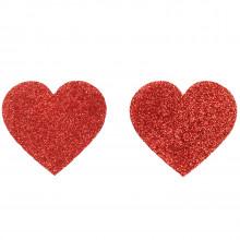 Cottelli Sydämenmuotoiset Nännikoristeet