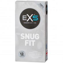 EXS Snug Fit Kondomit 12 kpl  1
