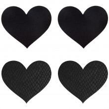 Peekaboos Nipple Stickers Sydämet 2 paria  1