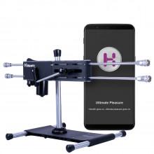 Hismith Premium DoubleSeksikone tuote ja sovellus 1