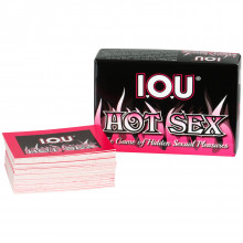 I.O.U Hot Sex Peli Pareille