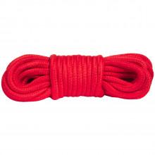 Baseks Punainen Bondage-köysi 10 m tuotekuva 1