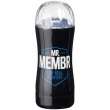 Mr. Membr Edge Clear Masturbaattori kuva tuotepakkauksesta 1