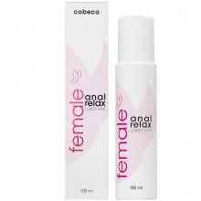 Cobeco Female Anal Relax Liukuvoide 100 ml tuotekuva 1