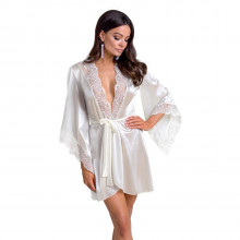 Casmir Inoe Kimono Hvid Product model 1