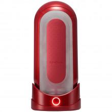 TENGA Flip Zero Red & Warmer Setti  1