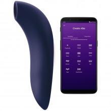 We-Vibe Melt Sovelluksella Ohjattava Sininen Klitorisstimulaattori