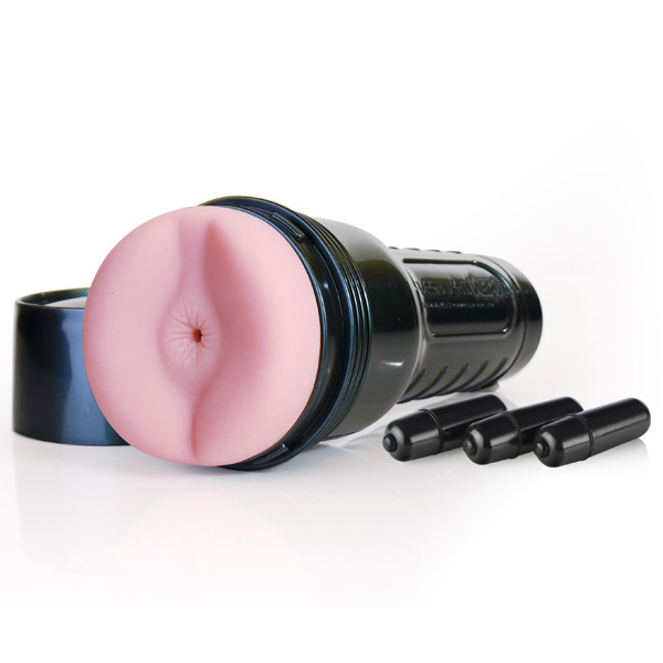 Fleshlight Vibro Pink Butt Original