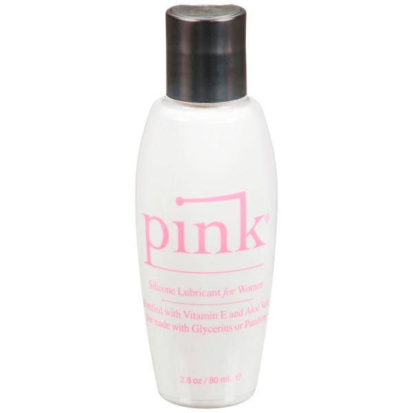 Pink Silikonipohjainen Liukuvoide 80 ml  1