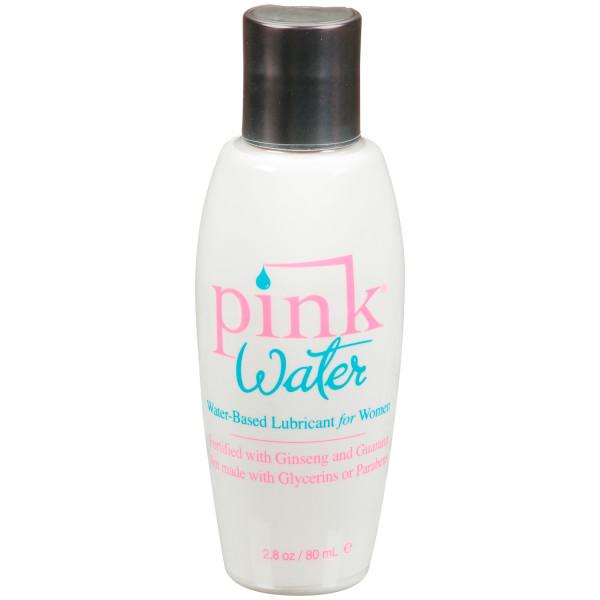 Pink Water Vesipohjainen Liukuvoide 100 ml  1