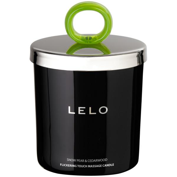 LELO Lämmittävä Hierontakynttilä 150 g kuva tuotepakkauksesta 1