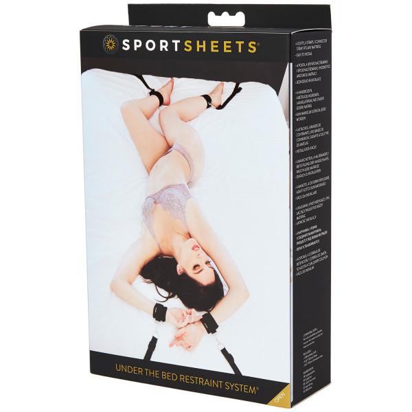 Sportsheets Bondagesetti Sänkyyn  100