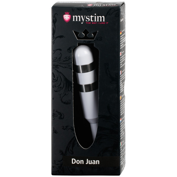 Mystim Don Juan Electro Vaginal & Anal Probe  100