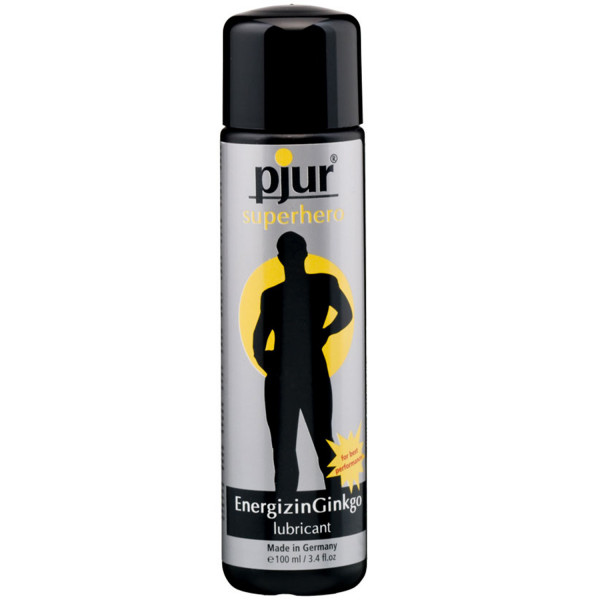 Pjur Superhero Performance Liukuvoide Miehille 100 ml  1