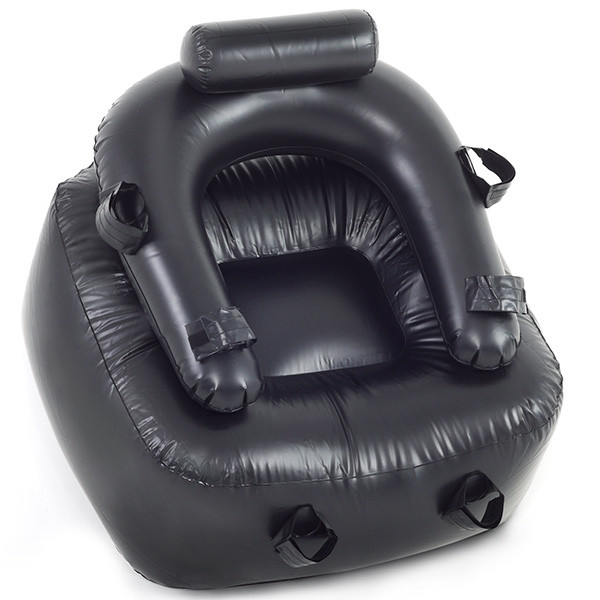 Fetish Fantasy Pumpattava Bondage-tuoli