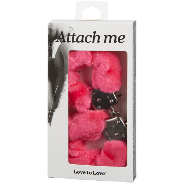 Love To Love Pehmustetut Käsiraudat kuva tuotepakkauksesta 90