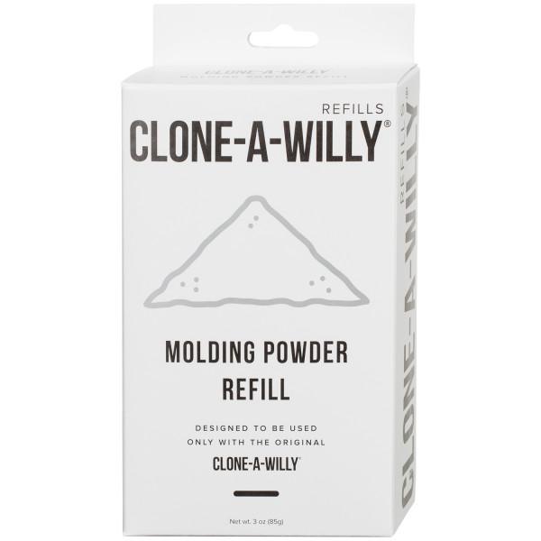 Clone-a-Willy Muottijauheen Täyttöpakkaus  1