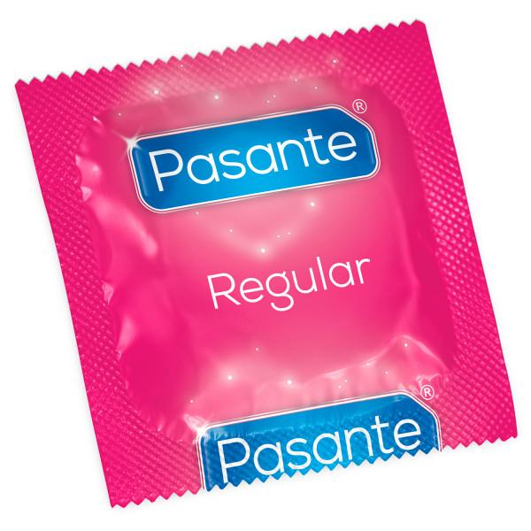 Pasante Regular Kondomit 144 kpl  2
