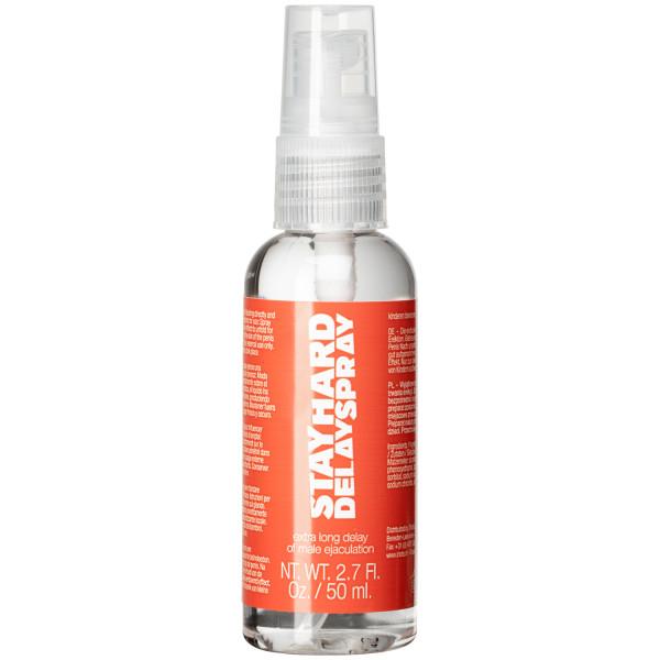 Stay Hard Suihke Pitempikestoiseen Erektioon 50 ml  1