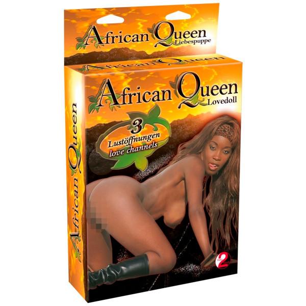 African Queen Lovedoll Pumpattava Nukke  3