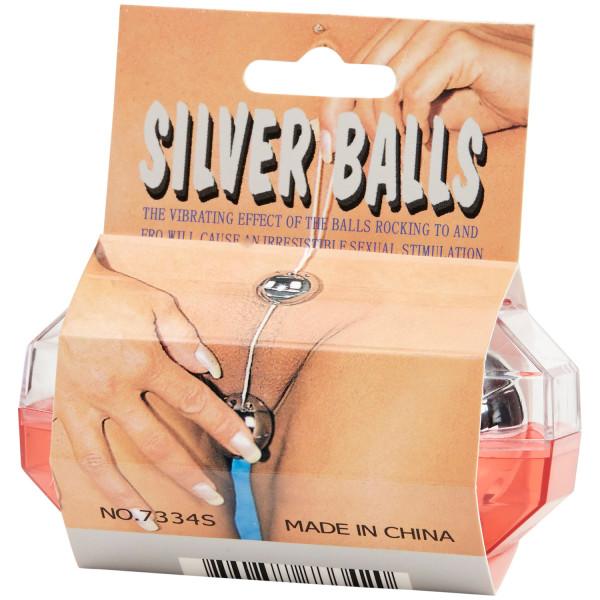 Silver Balls Geishakuulat  10
