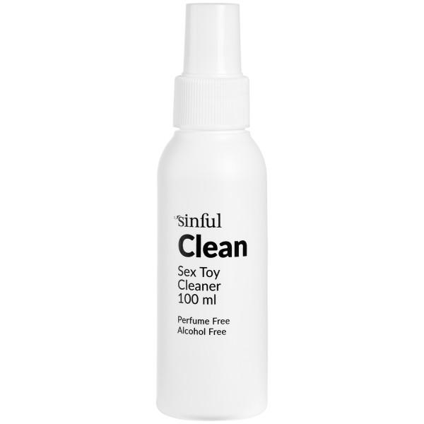 Sinful Clean Seksilelun Puhdistussuihke 100 ml tuotekuva 2