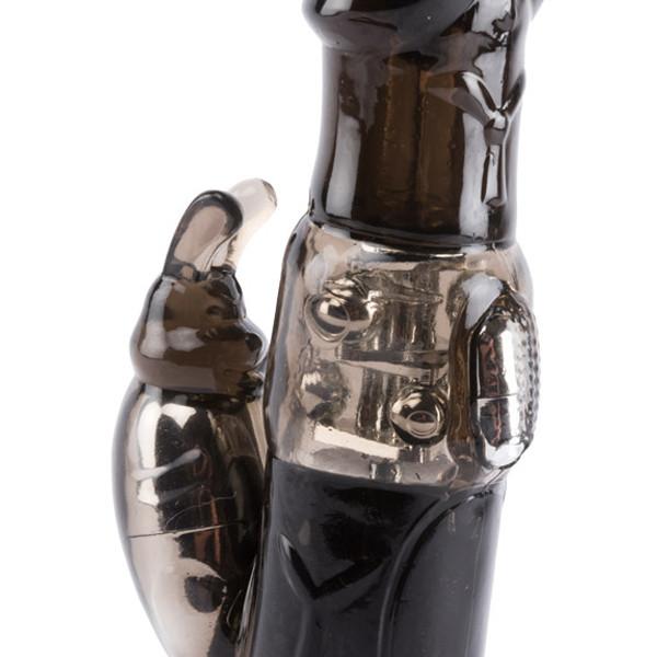 Sinful Black-X Rabbit Vibraattori