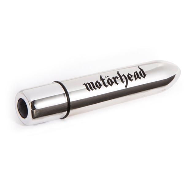 Motörhead Overkill 10 Function Bullet-vibraattori