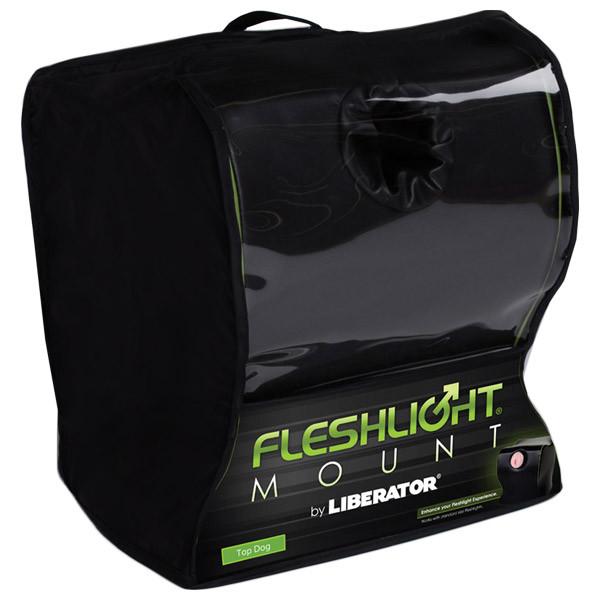 Liberator Top Dog Fleshlight Mount Black