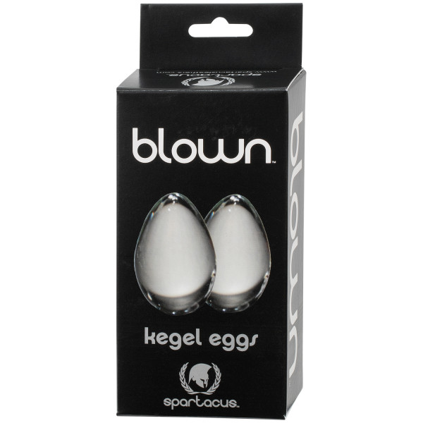 Spartacus Blown Glass Lasiset Kegel-munat kuva tuotepakkauksesta 90