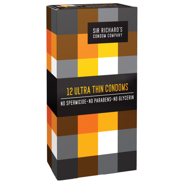 Sir Richards Ultra Tynde Kondomer