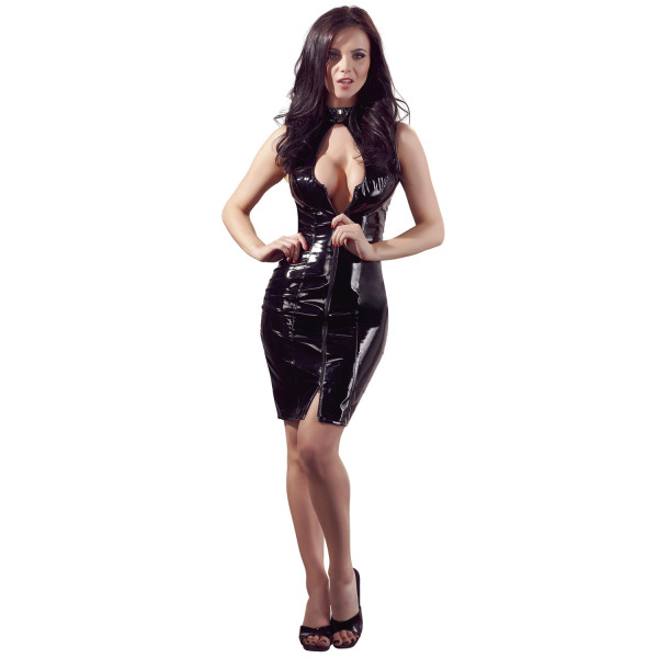 Black Level PVC-mekko Nyörityksellä