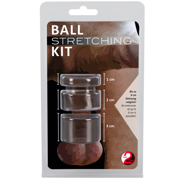 You2Toys Ball Stretching Set 3 Osaa  5