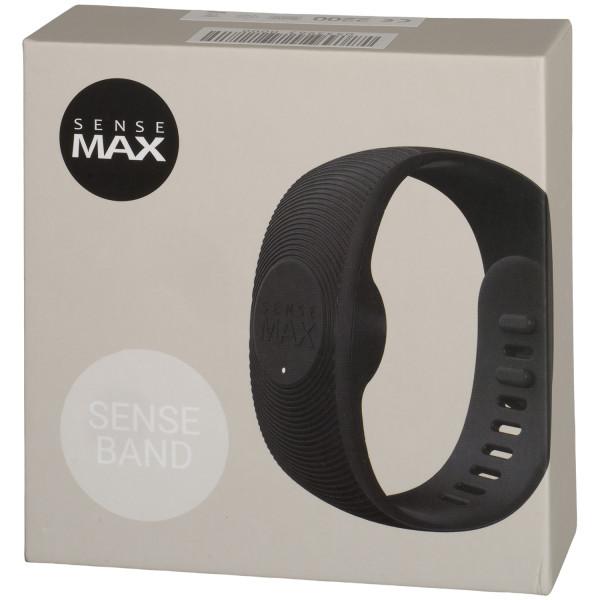 SenseMax Senseband Interaktiivinen Ranneke kuva tuotepakkauksesta 90