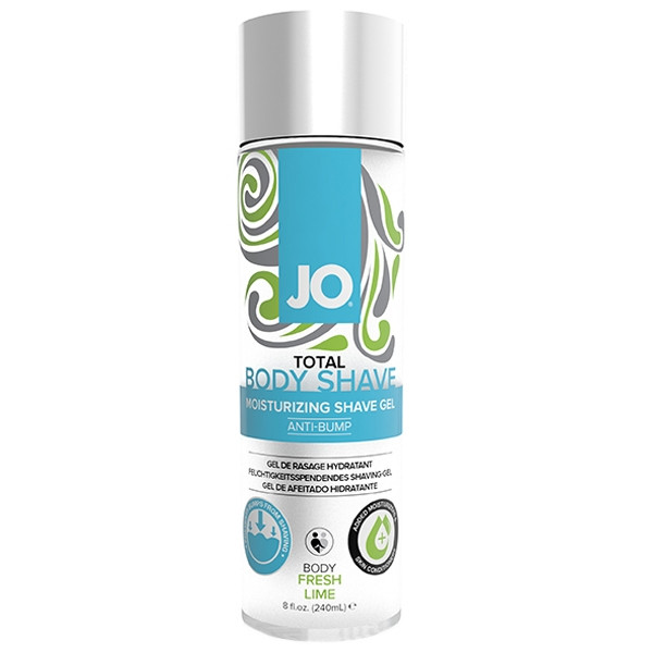 System JO Total Bodyshave Geeli 240 ml