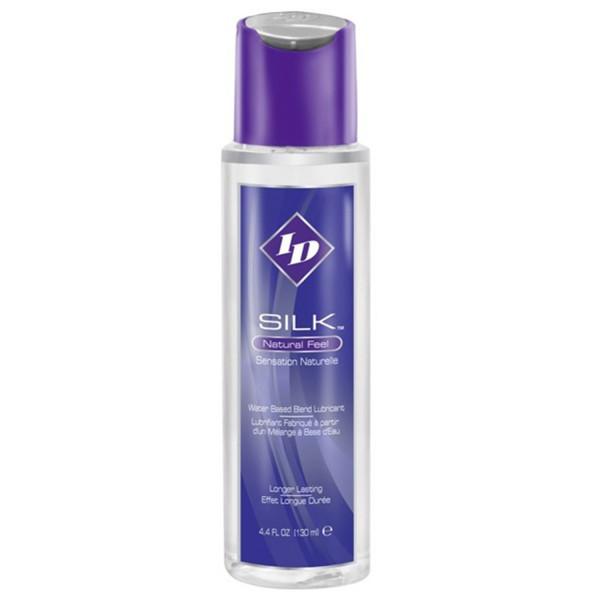 ID Silk Natural Feel Liukuvoide 130 ml  1
