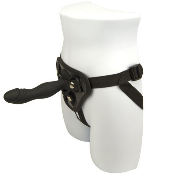 Loving Joy Universal Black Harness  4