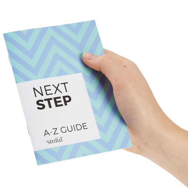 Sinful Next Step Anaalipakkaus ja A-Z Opas  4