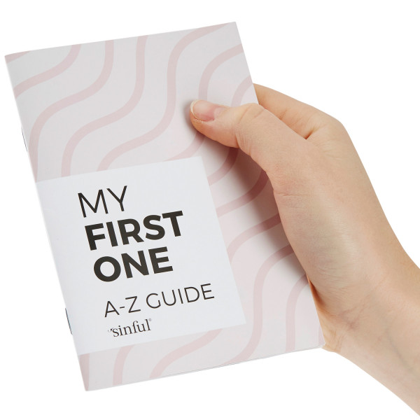 Sinful My First One Aloittelijan Seksilelupakkaus ja A-Z Opas  2