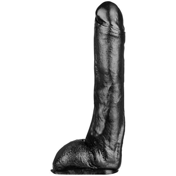 All Black Sven Dildo 29 cm  1
