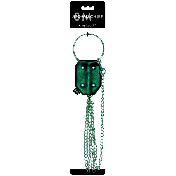 Sex & Mischief Ring Leash Ketju  2