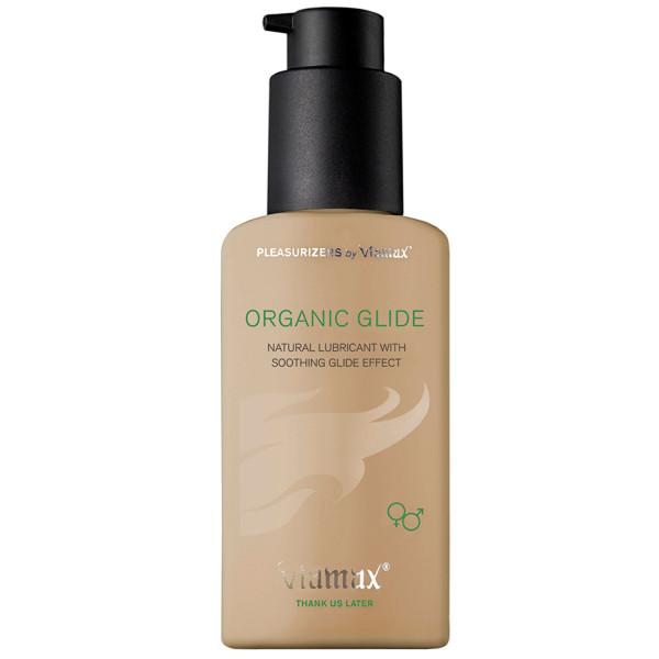 Viamax Organic Glide Öljypohjainen Vegaaninen Liukuvoide 70 ml  1