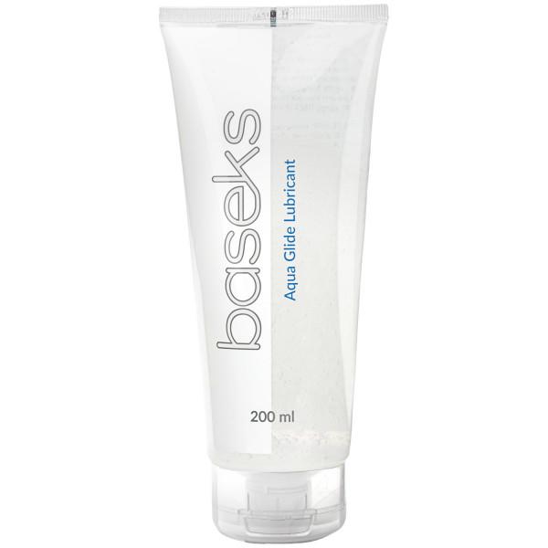 Baseks Aqua Glide Vesipohjainen Liukuvoide 200 ml  1