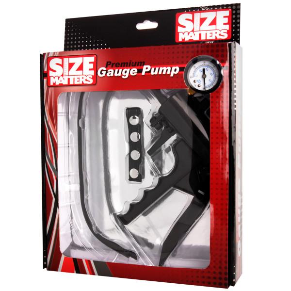 Size Matters Premium Gauge Pumppu  2