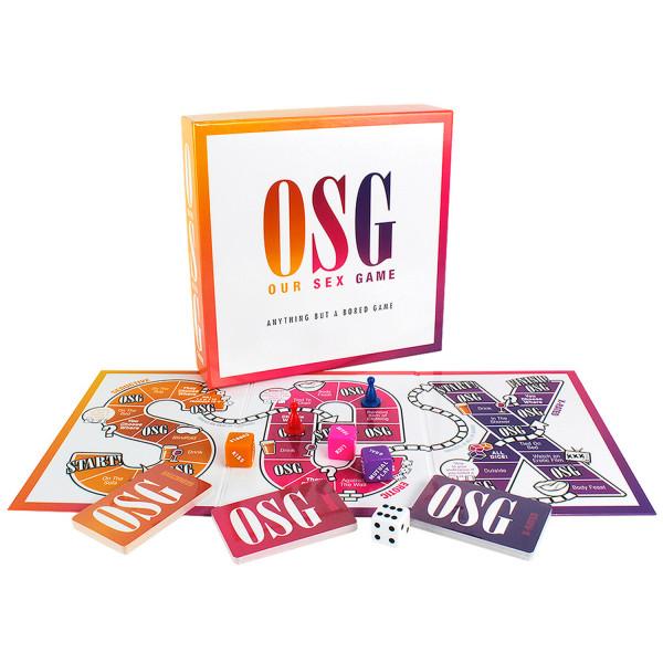 OSG Our Sex Game Lautapeli  1