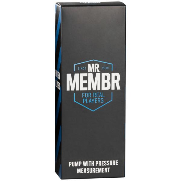 Mr. Membr Penispumppu Painemittarilla  5