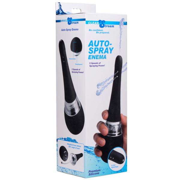 Clean Stream Auto-Spray Ladattava Anaalisuihku  4