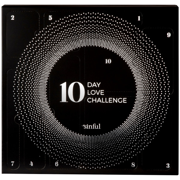 Sinful 10 Day Love Challenge Box Pareille  100